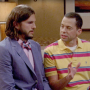 Two and a Half Men Review: Nine Magic Fingers, Two Big Guns