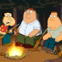 Quagmire, Peter and Joe