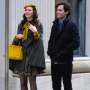 Leighton Meester and Penn Badgley Pic