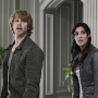 Agents Deeks and Blye