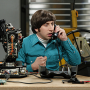 The Big Bang Theory Review: Sex Talk and Strawberry Quik