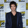 Ian Somerhalder at Comic-Con