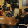 The Good Wife Review: Pink Smiley Face