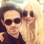 Connor Paolo and Taylor Momsen