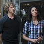 Kensi Blye and Marty Deeks