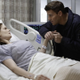 Booth, Brennan in the Hospital