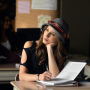 Troian Bellisario Teases PLL Finale, Reveal of Red Coat, Status of Toby