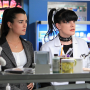 Abby and Ziva Pic