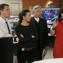 Tony, Abby, Gibbs and Ziva
