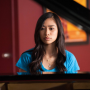 Jessica Sanchez on Glee