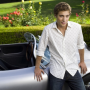 A Pair of Dustin Milligan Promotional Photos