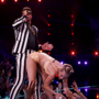 MTV VMAs: Who Won? Who Twerked in Front of Robin Thicke's Crotch?