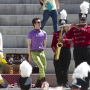Glee Season Premiere Pics: Crooning at a Carnvial