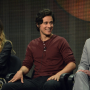 Peter Gadiot at the TCA Press Tour