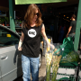 Ellen Pompeo Picks Up Some Flowers
