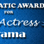 TV Fanatic Awards: Best Actress in a Drama, Round 1!