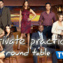 "Private Practice Round Table: ""Mourning Sickness"""
