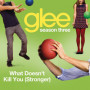Glee cast stronger what doesnt kill you