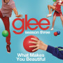 Glee cast what makes you beautiful