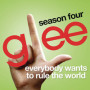 Glee cast everybody wants to rule the world