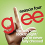 Glee cast the way you look tonight youre never fully dressed wit