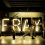 The fray ungodly hour