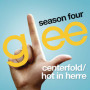 Glee-cast-centerfold-hot-in-herre