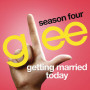 Glee cast getting married today