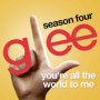 Glee cast youre all the world to me