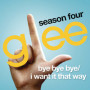 Glee cast bye bye bye i want it that way