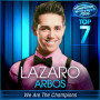 Lazaro-arbos-we-are-the-champions