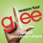 Glee cast uptight everythings alright