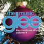Glee cast here comes santa claus down santa claus lane