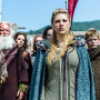 Lagertha Watches her Husband Come Home