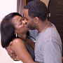Kandi and Todd Kiss!