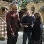 Nell Shares Intel with Sam and Callen