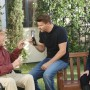 Brennan and Booth Interview a Witness - Bones Season 10 Episode 1