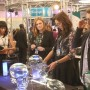 "Cam, Brennan, Angela, and Hodgins attend a Forensic Science Convention in ""The Corpse in the Convention"" - Bones"