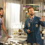 Hodgins Shows Cam Some Evidence - Bones Season 10 Episode 7
