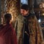 A Stranger and Conde - Reign Season 2 Episode 10