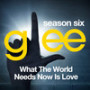Glee cast ill never fall in love again