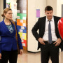 Booth and Brennan Find a Memorial - Bones Season 10 Episode 12