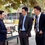 Aubrey and Booth Investigate - Bones Season 10 Episode 12
