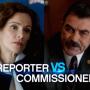 Reporter vs. Commissioner - Blue Bloods Season 5 Episode 19