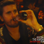 Scott Disick Drinking - Keeping Up with the Kardashians
