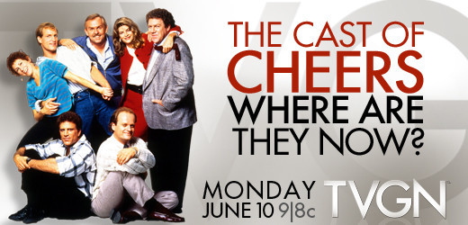 To track down cast of cheers answer where are they now tv fanatic