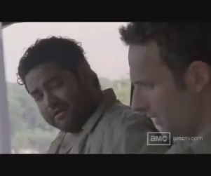 The Walking Dead Clip: Reunions Galore!
