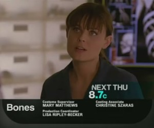 Bones Promo: I Missed My Chance! I Made a Mistake!