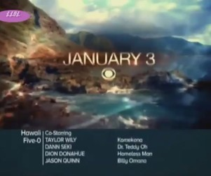 Hawaii Five-O Producer Previews 2011: What's on Tap?