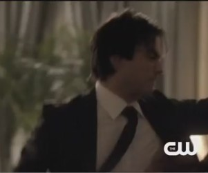 New Vampire Diaries Promo: Got Wood?